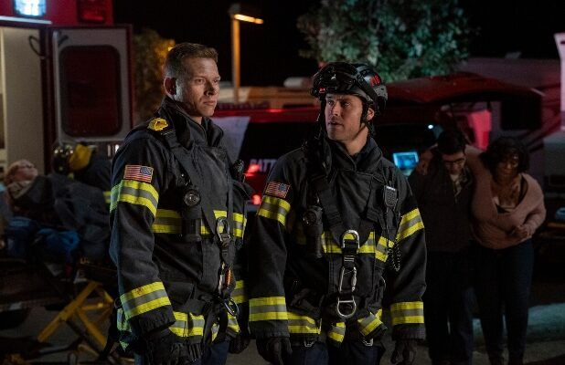 '9-1-1's Oliver Stark Condemns Co-Star's Defense of Racial Slurs: 'There Is Absolutely No Excuse'