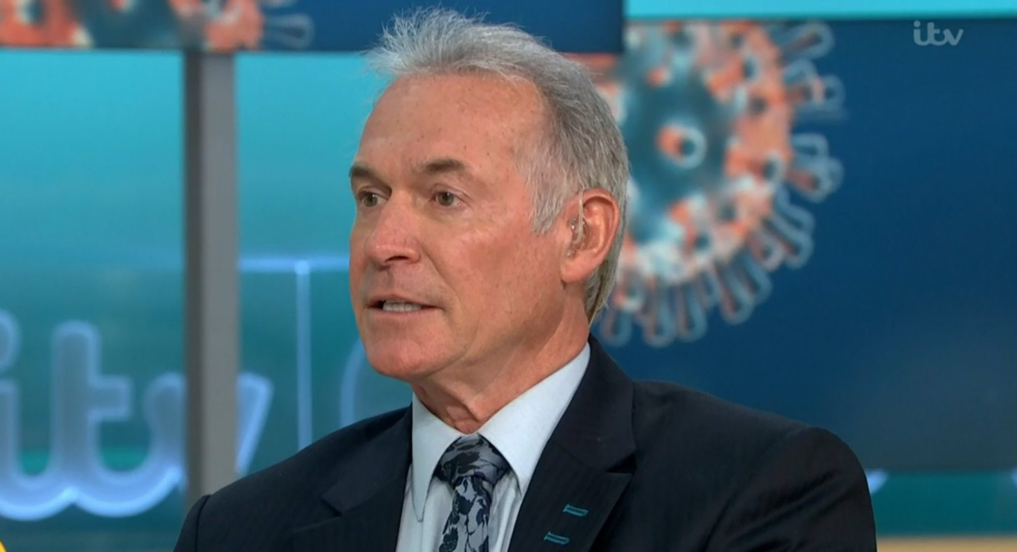 Dr Hilary Jones warns 'we are in big trouble' if we relax view of coronavirus