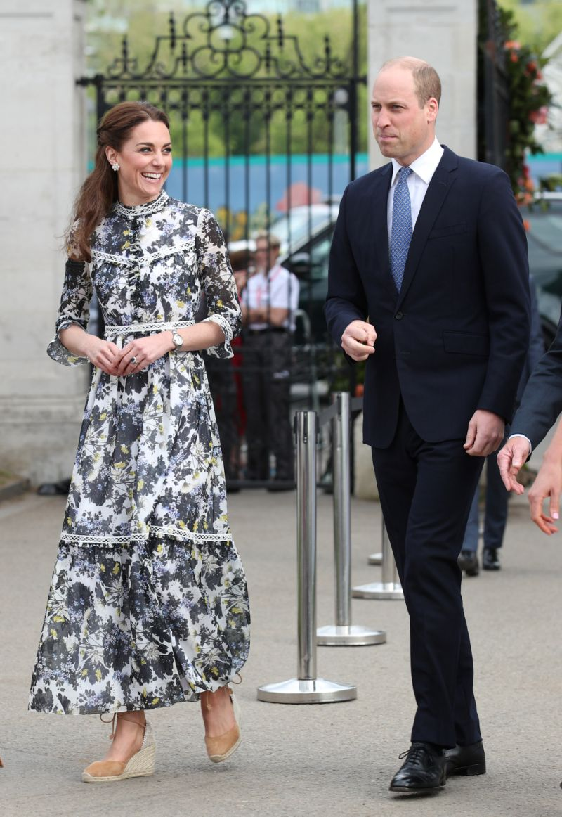Farfetch has up to 30% off Meghan and Kate's go-to summer shoe brand