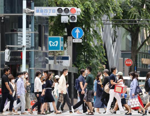 【战疫全时区】日本过半新增病例感染渠道成谜 年轻人占多数
