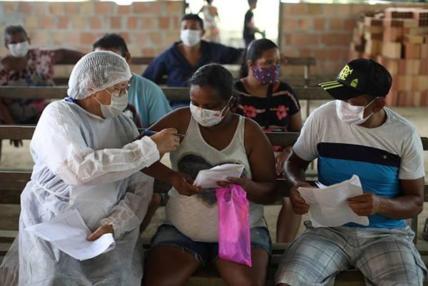 巴西累计确诊新冠肺炎超52万例,居全球第二位