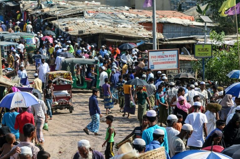 First rohingya refugee dies from coronavirus in Bangladesh: official
