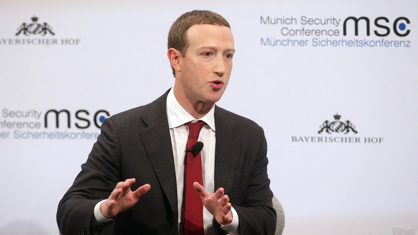 Facebook Executives Criticize Mark Zuckerberg's Stance on Donald Trump Post