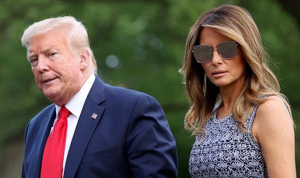 Melania Trump: FLOTUS breaks protocol as she snubs official advice
