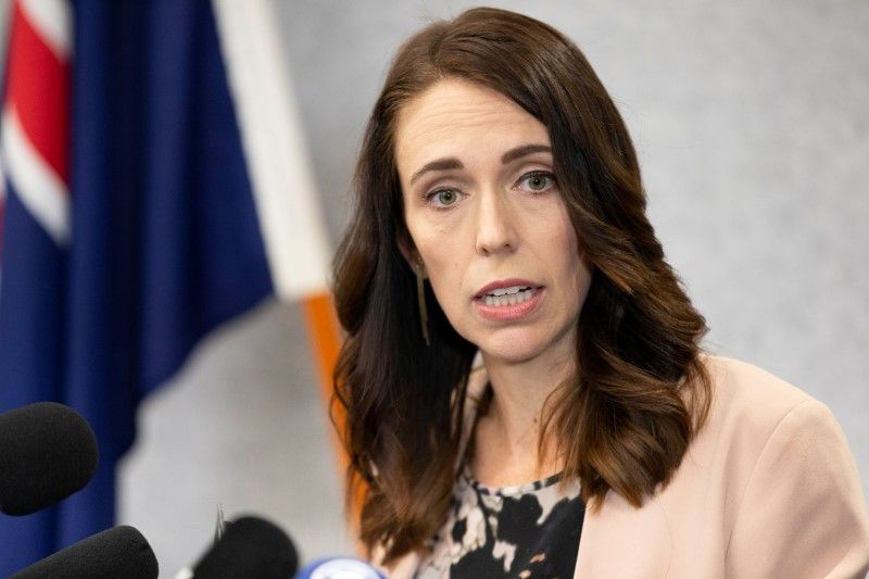 New Zealand's ardern says she is 'horrified' by george Floyd's death