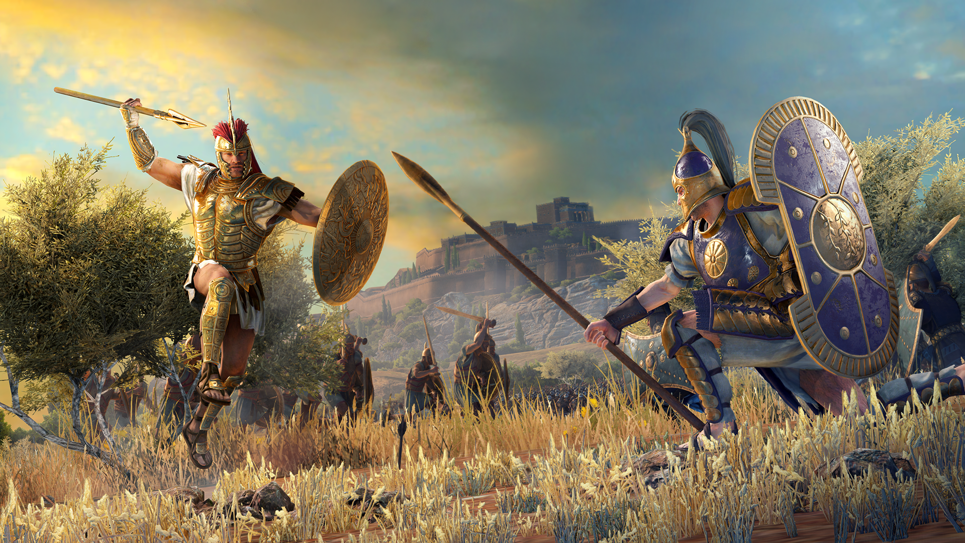 New Total War game launching for free on the Epic Games Store