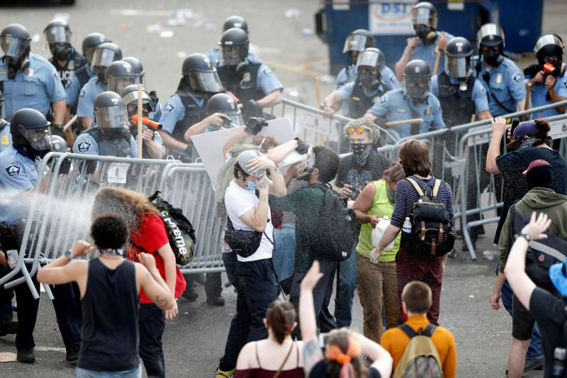 Former minneapolis mayor: democrats 'shouldn't be afraid' of police unions