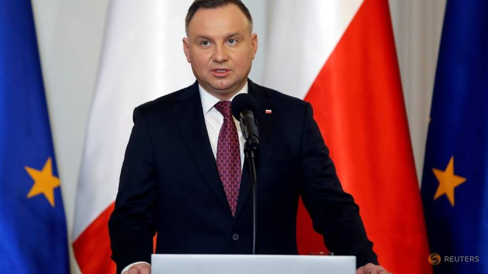 Poland sets Jun 28 date for rescheduled presidential election