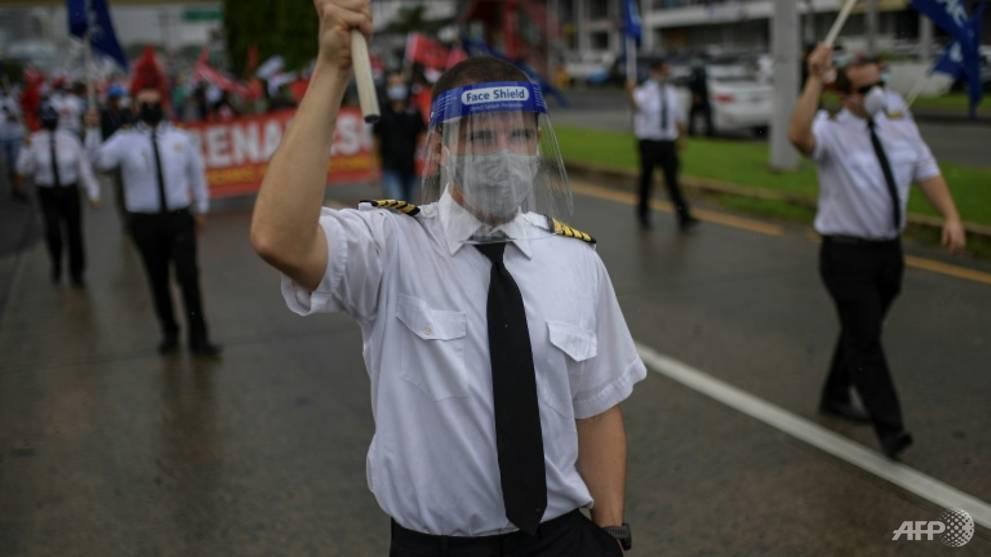 Panama protest over lifting of COVID-19 quarantine