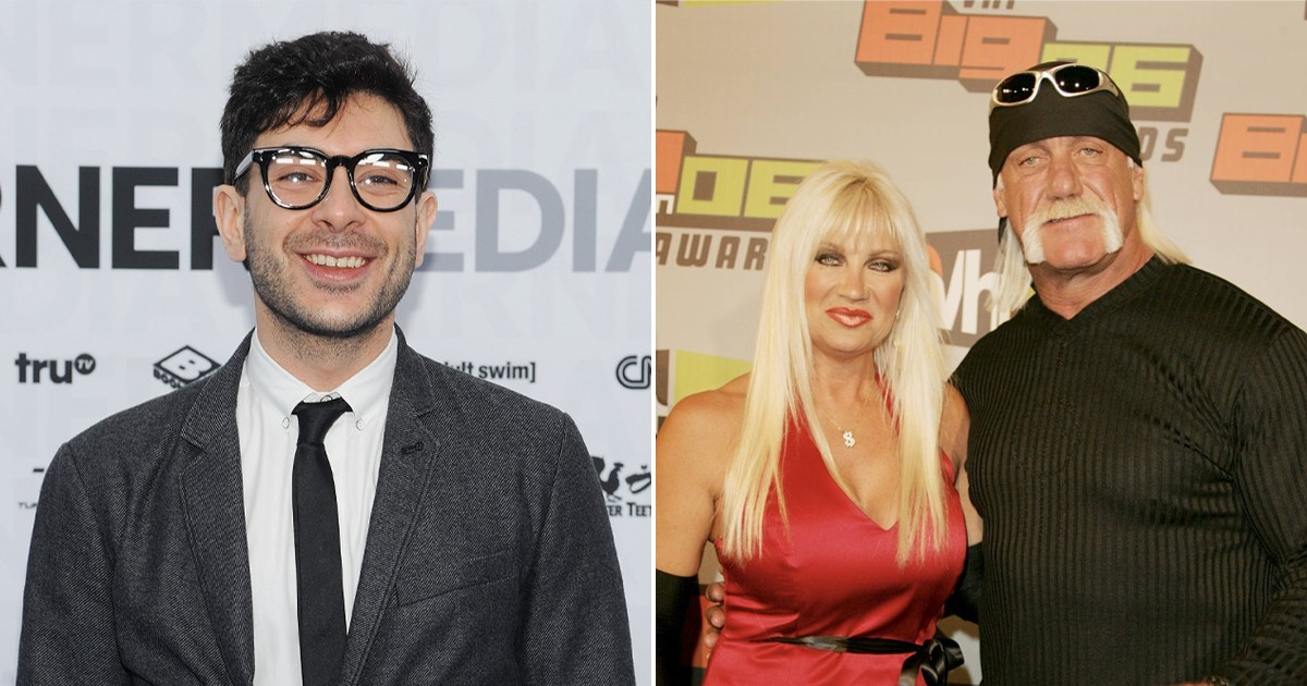 Hulk and Linda Hogan banned from All Elite Wrestling after tweets telling protesters to 'be civilised'