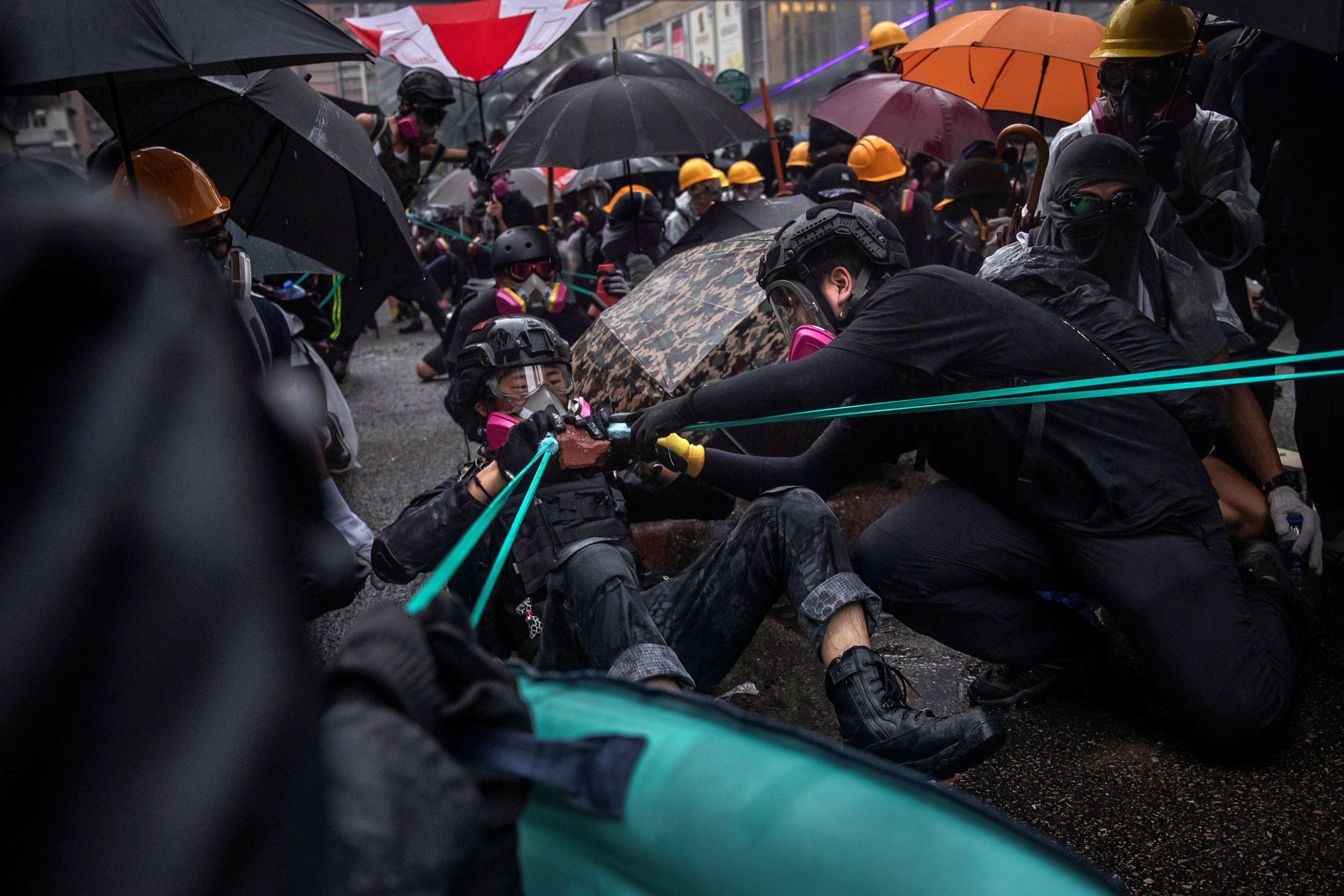 Why extreme actions shouldn't delegitimize a protest