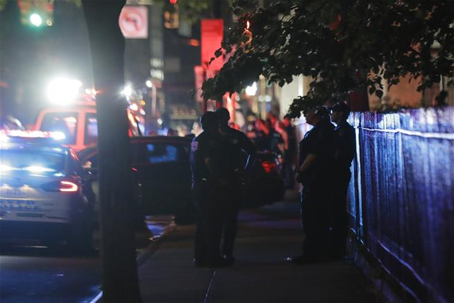 2 Cops Shot, 1 Stabbed in Brooklyn Confrontation