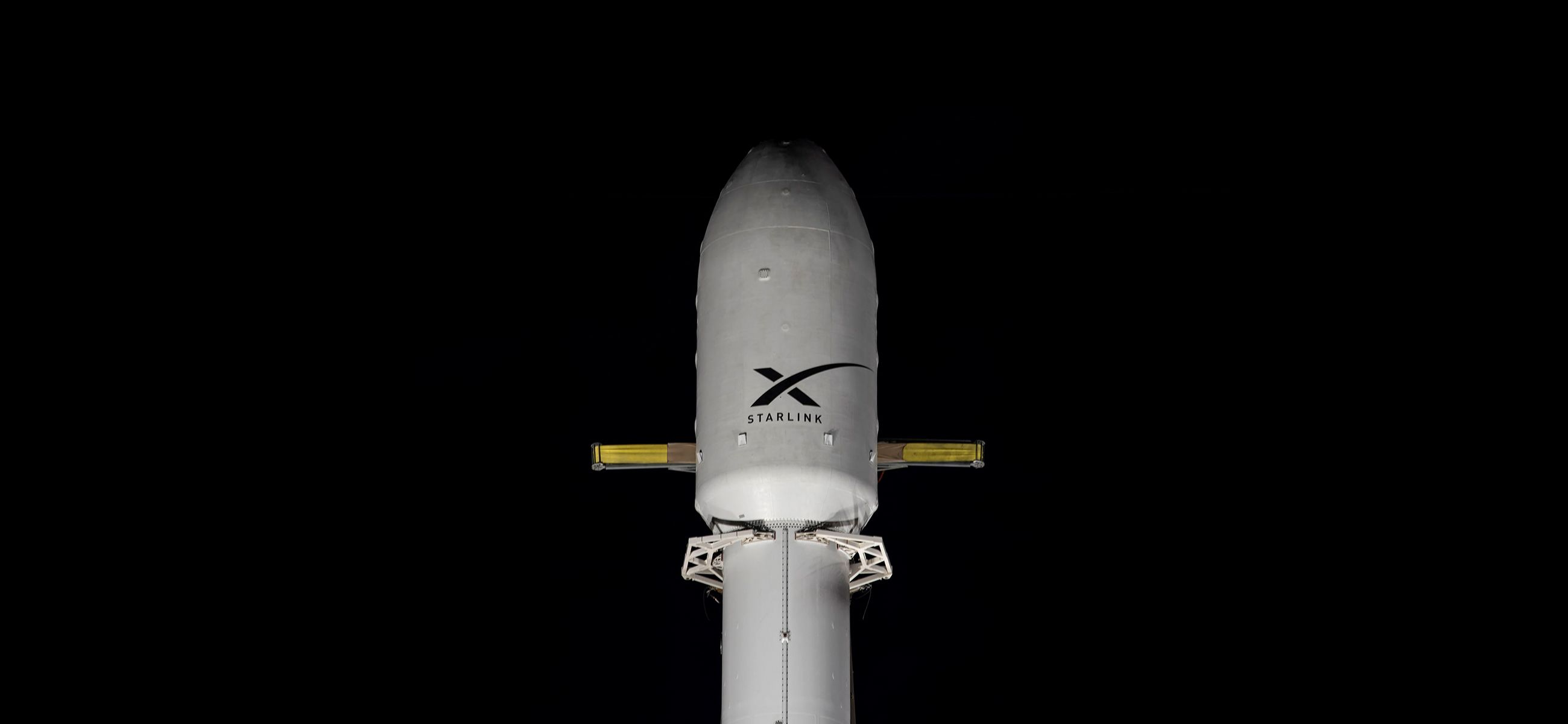 Watch SpaceX launch its latest batch of Starlink satellites, including one with a sun visor
