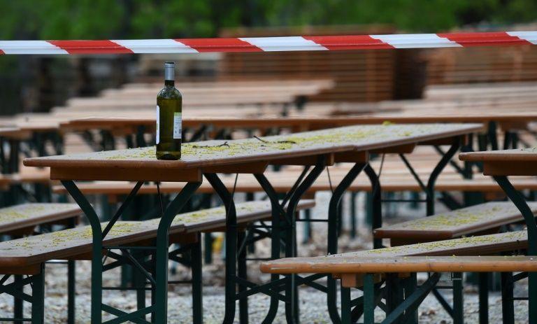 Lockdown prompts surge in germans seeking help for alcoholism