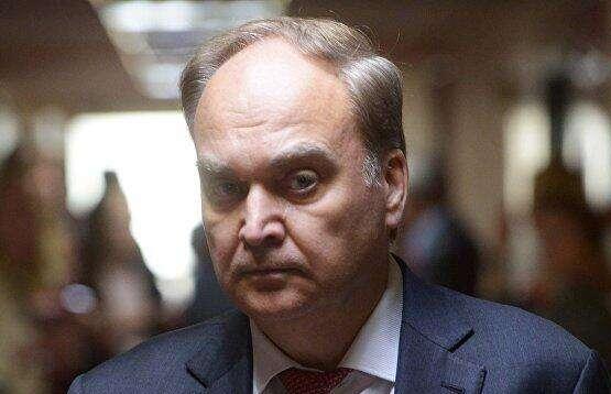 俄驻美大使:干涉中国内政是不可接受的过分行为