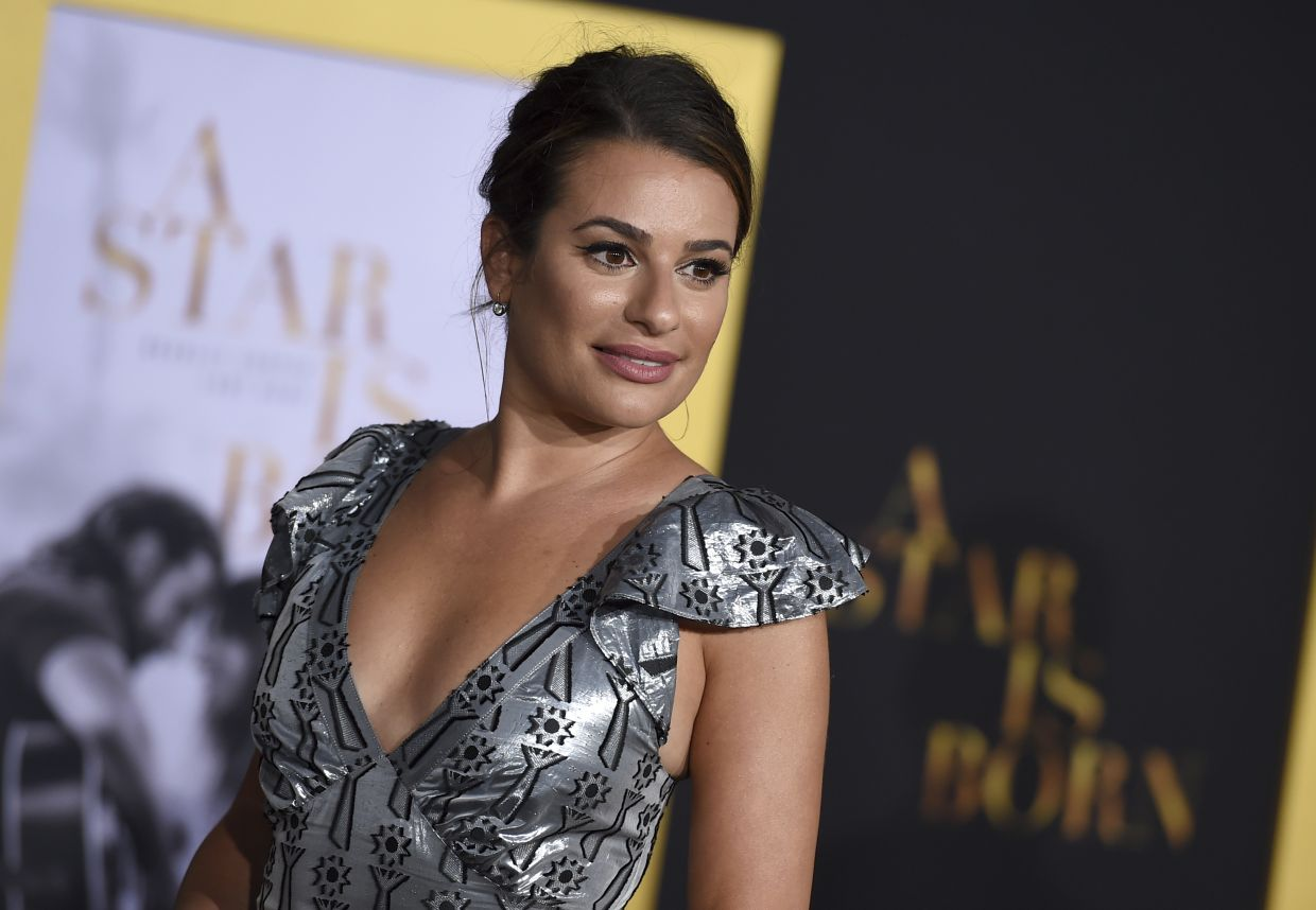 Lea Michele apologises to ex-'Glee' co-stars for on-set bullying
