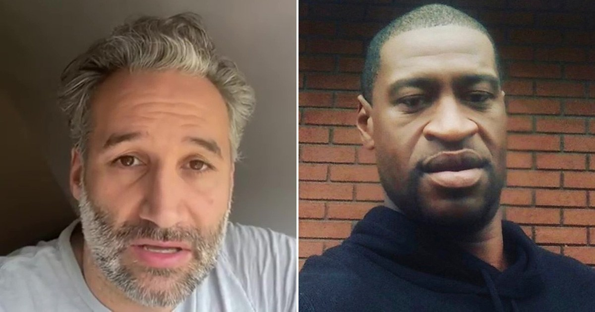 Dane Bowers defends himself after asking if George Floyd's death was race-related