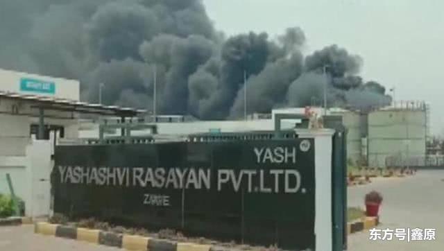 印度化工厂发生事故,至少已酿5死57伤!