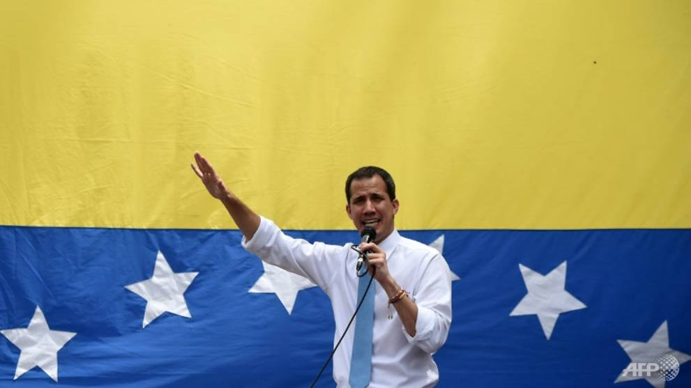 France denies giving refuge to Venezuela's Guaido