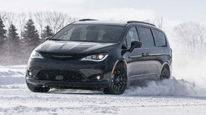 2020 Chrysler Pacifica AWD Launch Edition: When it's coming, what it costs