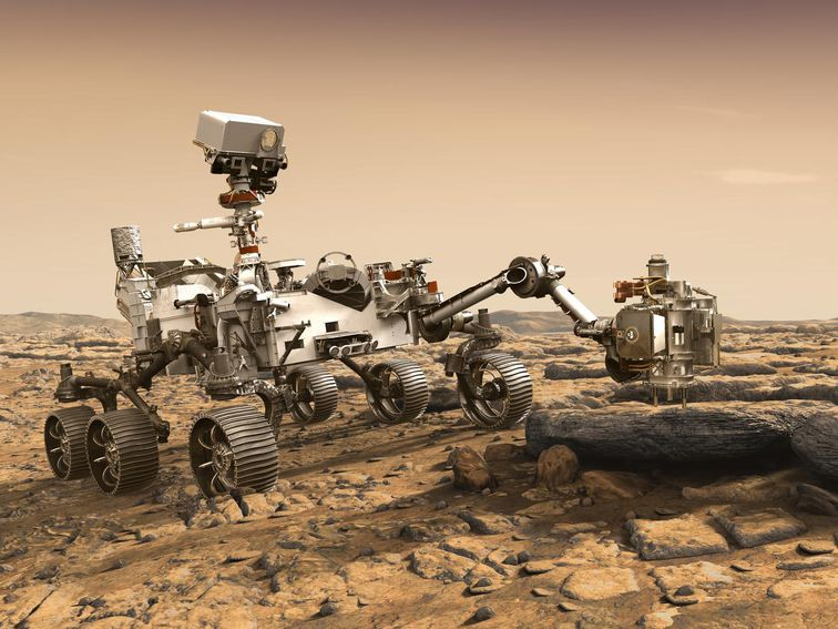 Here's every place we've landed or crashed robots on Mars