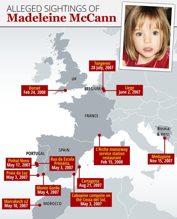 Madeleine McCann mystery: Kate and Gerry McCann hail 'very significant' breakthrough