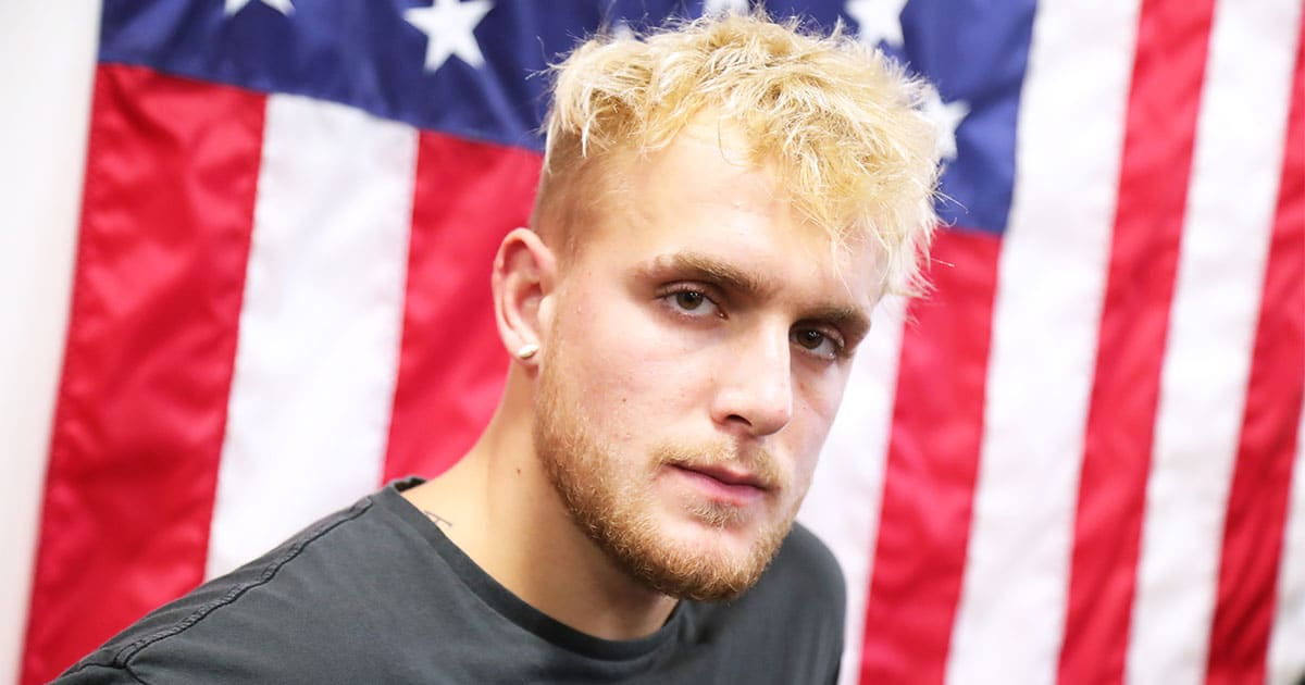 Jake Paul Charged In Connection With The Looting At Arizona Mall
