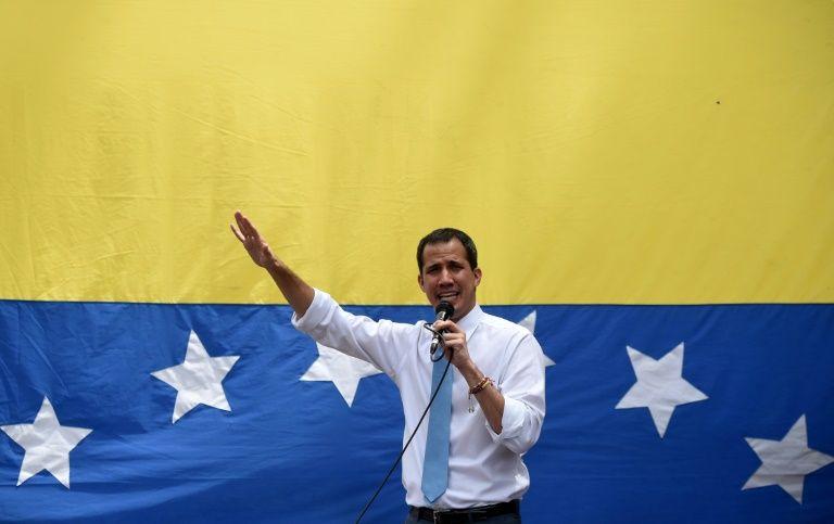 France denies giving refuge to Venezuela's guaido