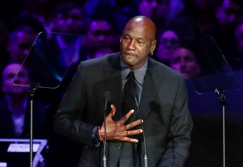 Michael Jordan pledges to donate $100 million to racial justice efforts