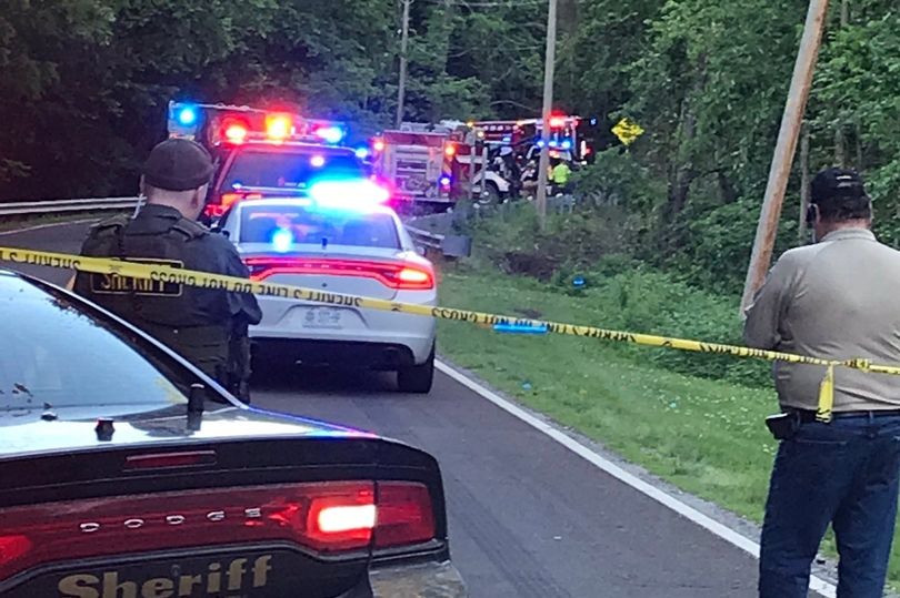 Young brothers die in fireball crash after taking their grandma's car for a joyride