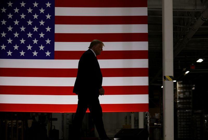 Trump orders big U.S. Troop cut in germany, official says