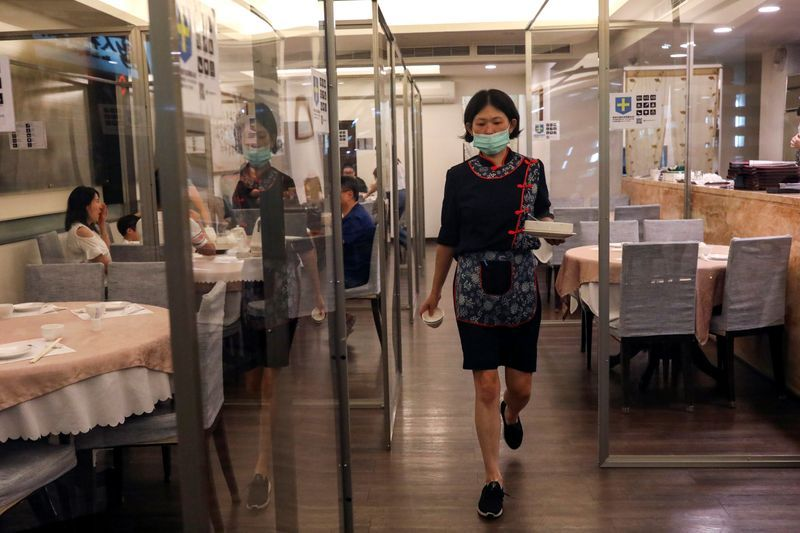 Taiwan to further ease coronavirus restrictions