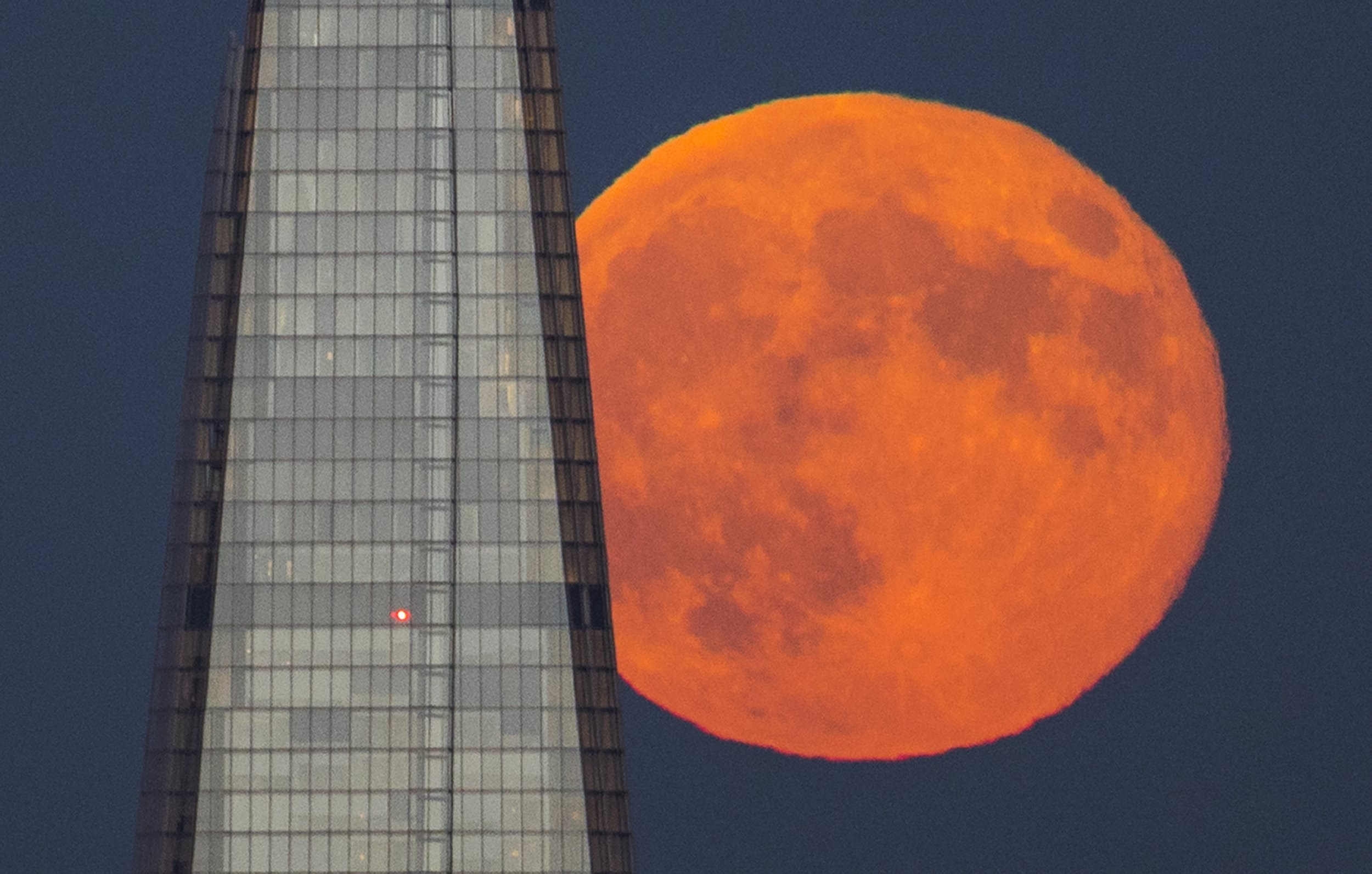 Strawberry moon 2020: How to see this week's full moon above the UK