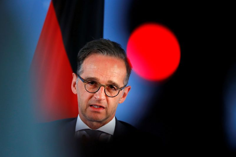 'It's complicated', german minister says of ties with U.S.
