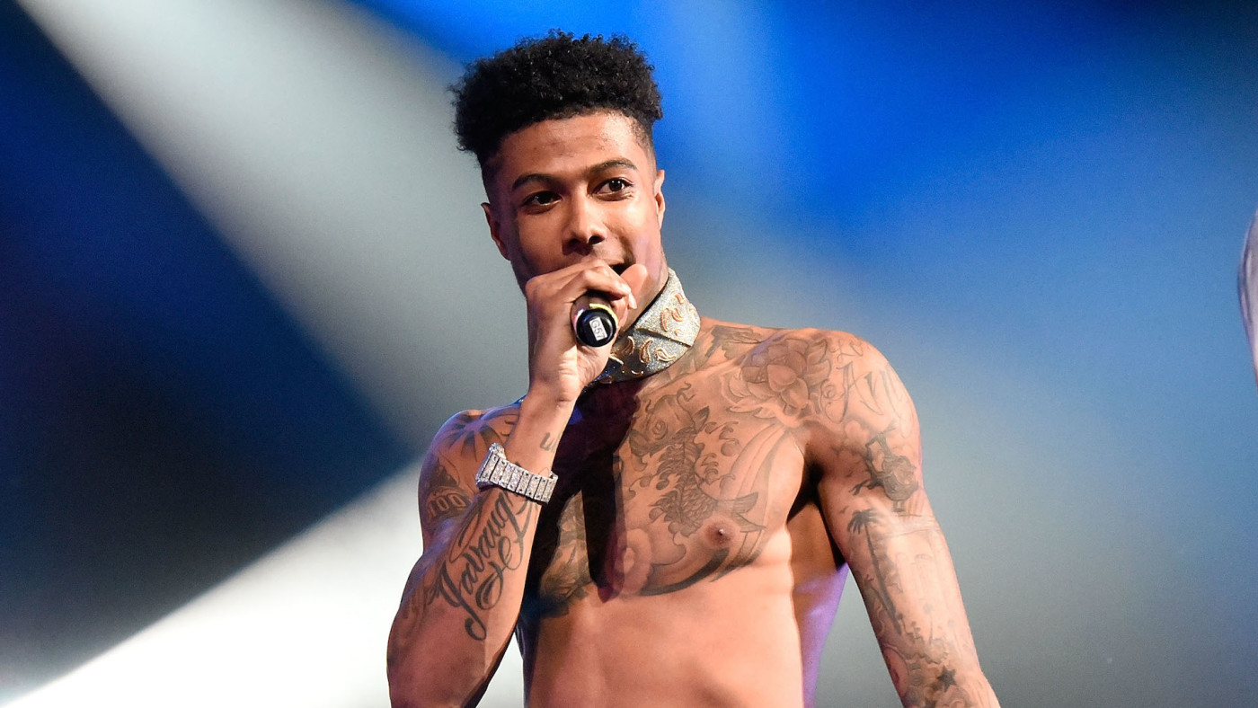 Blueface Receives Backlash After Asking for 'George Floyd Discount' At a Furniture Store