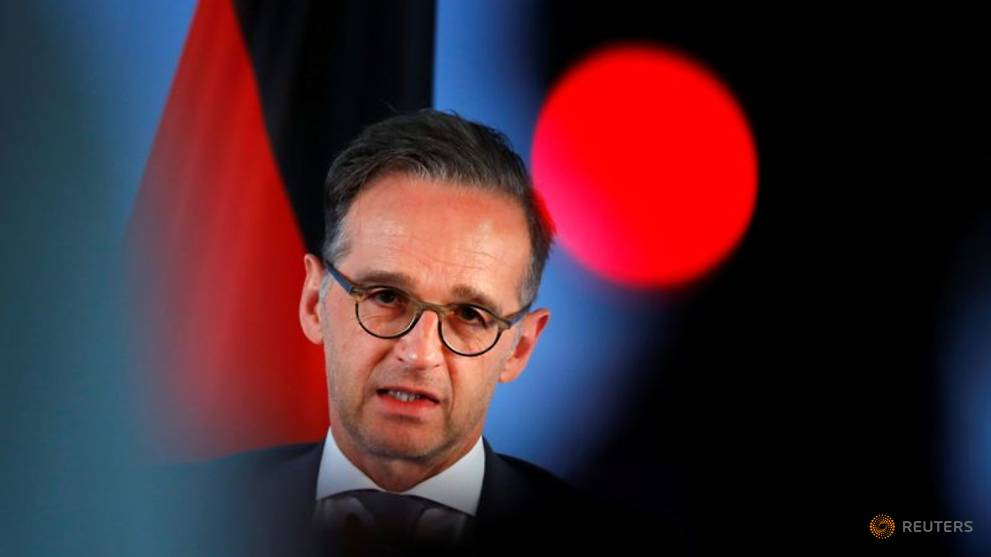 'It's complicated', German minister says of ties with US