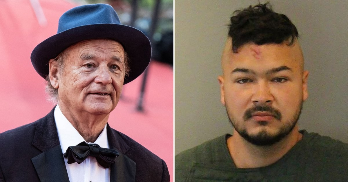 Bill Murray's son Caleb arrested during Black Lives Matter protest