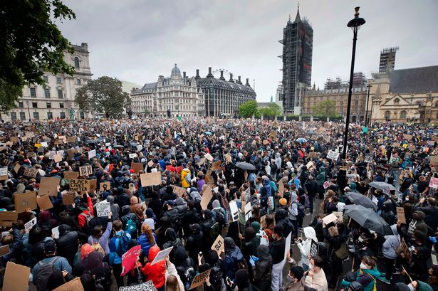 Calls for peaceful protest as thousands to gather for Black Lives Matter rallies