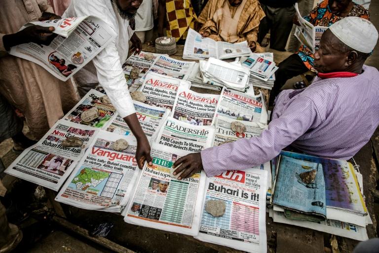 Virus crisis piles pressure on African media