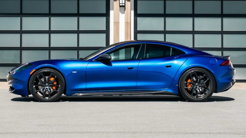 2020 Karma Revero GT gets new Sport and Performance packages
