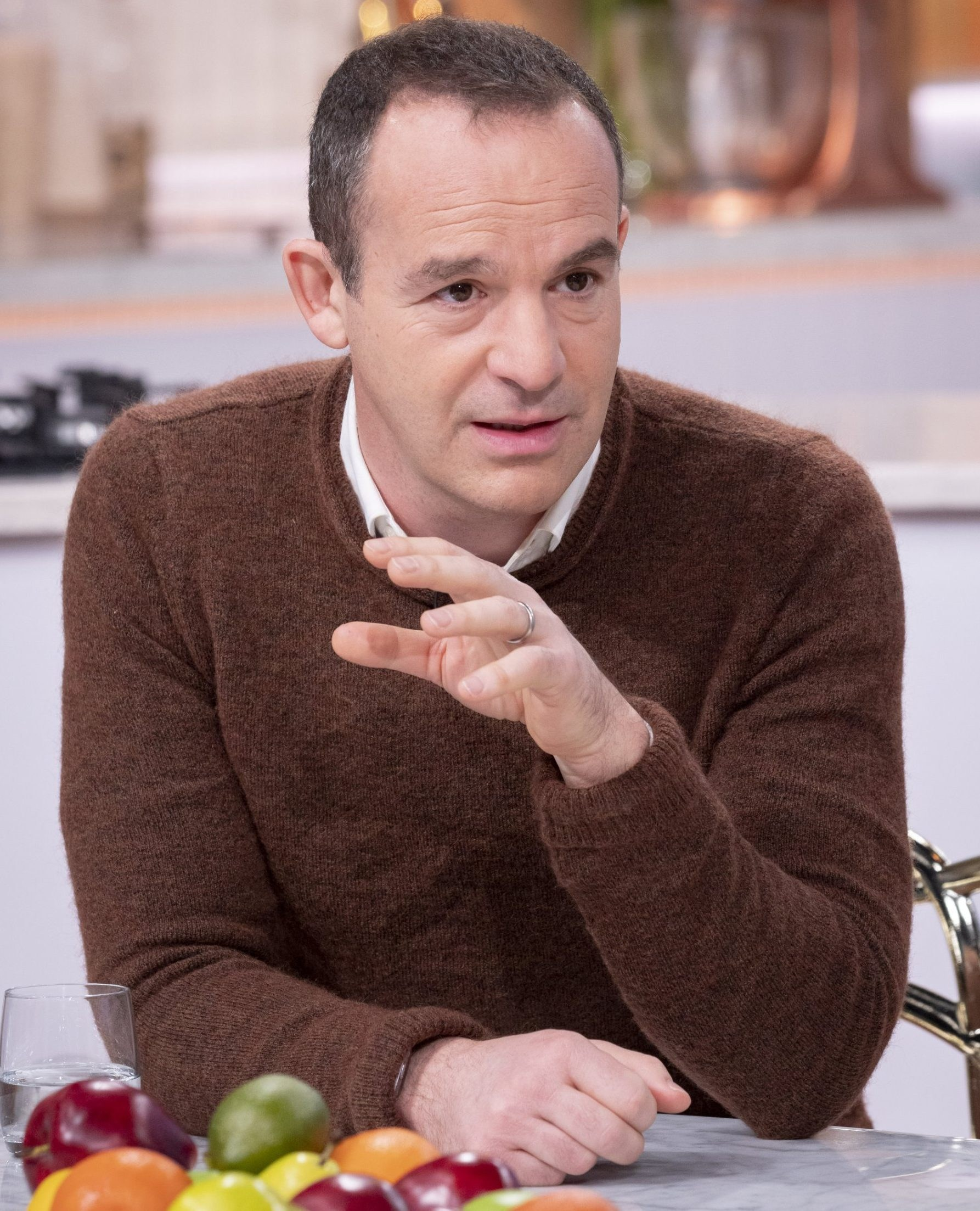 'It's the greatest form of empowerment': Martin Lewis discloses heartwarming reason he wanted to become money expert on This Morning