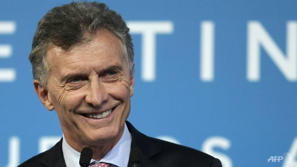 Argentina ex-president Macri accused of spying on 400 journalists