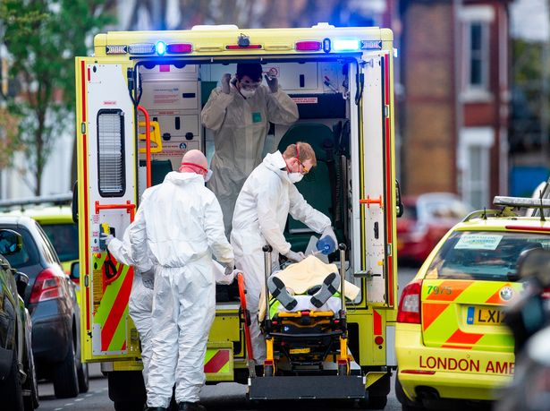 Bodies of UK coronavirus victims 'found decomposing after lying undiscovered for weeks'