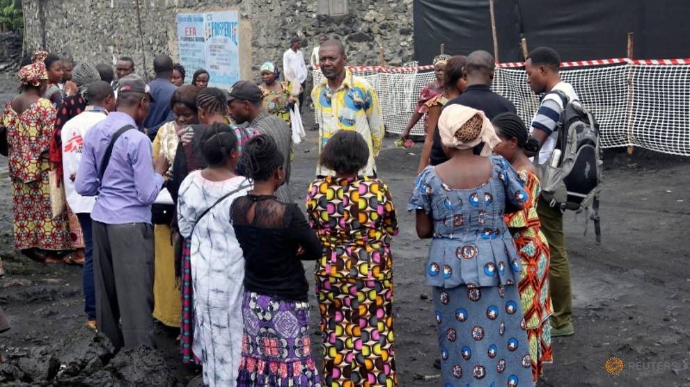 Up to 12 infected in Congo's new Ebola outbreak: WHO