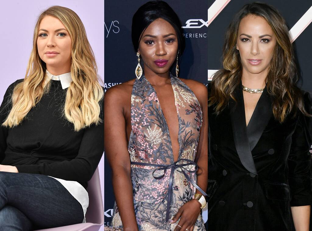 Vanderpump Rules' Stassi Schroeder and Kristen Doute Apologize Over Faith Stowers Treatment