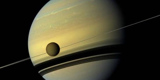 冲击太阳系已知历史!研究显示:土卫6远离土星速度比预期高百倍