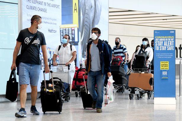 More than half of Brits have ignored rules and broken coronavirus lockdown