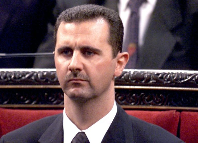 Assad's 20-year rule, from Damascus spring to pariah