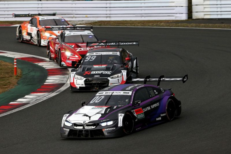 Audi: Financial hurdles stopped DTM, Super GT Class One tie-up