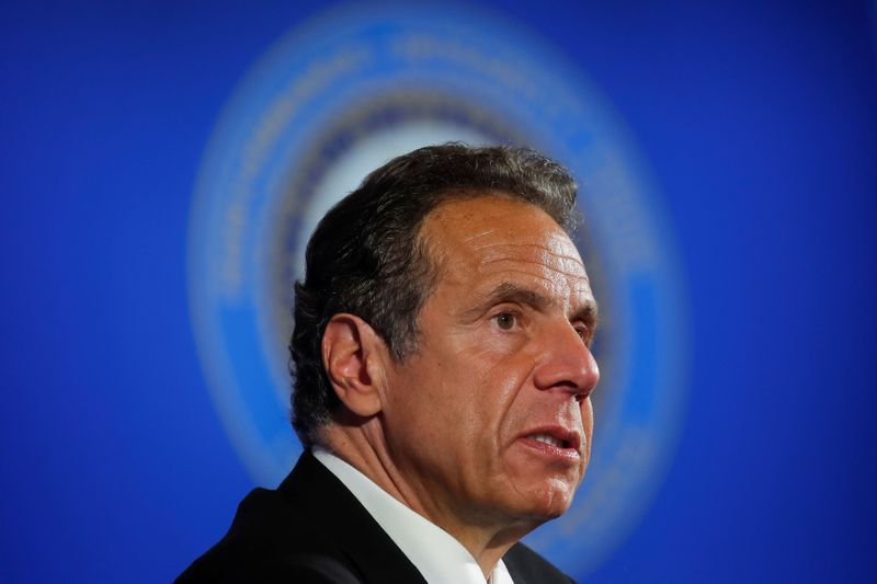 Cuomo says New York set to overhaul criminal justice practices following protests